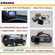 Автомобильная камера для mitsubishi pajero sport dark заднего