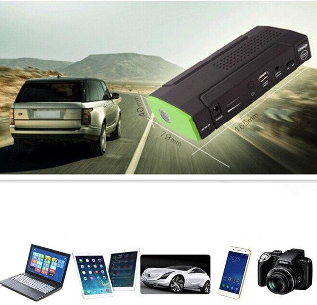 Аккумулятор Power Bank Зарядное Устройство Оригинальный Новый Jumper Легче Усилитель Автомобильный Кабель Генератор Мобильных Powerpack voiture