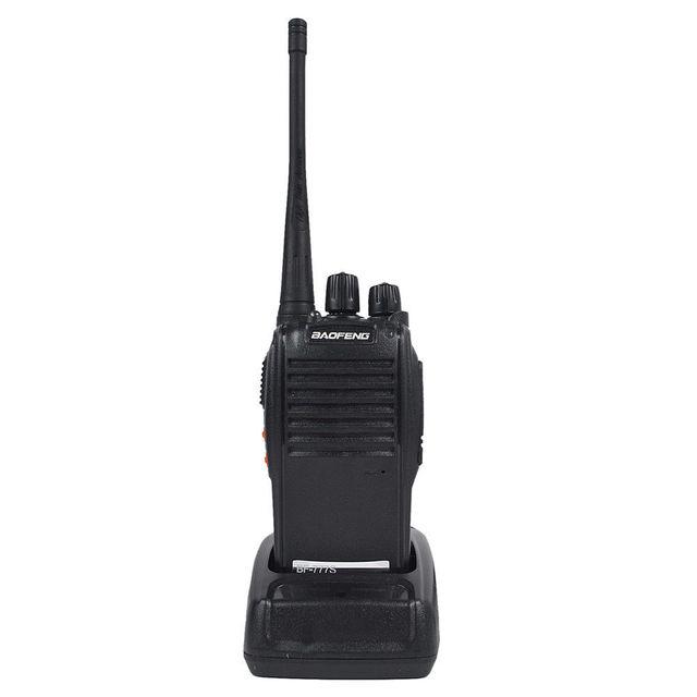 BAOFENG BF-777 UHF: 400-470 MHz Portátil Profissional rádio em dois sentidos Baofeng BF 777 S Walkie-Talkie