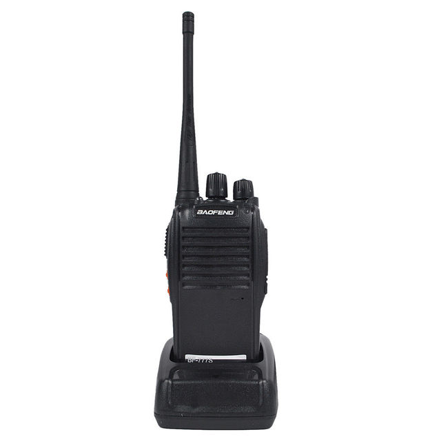 BAOFENG BF-777S UHF:400-470MHz Professional Portable two way radio Baofeng BF 777S Walkie-Talkie