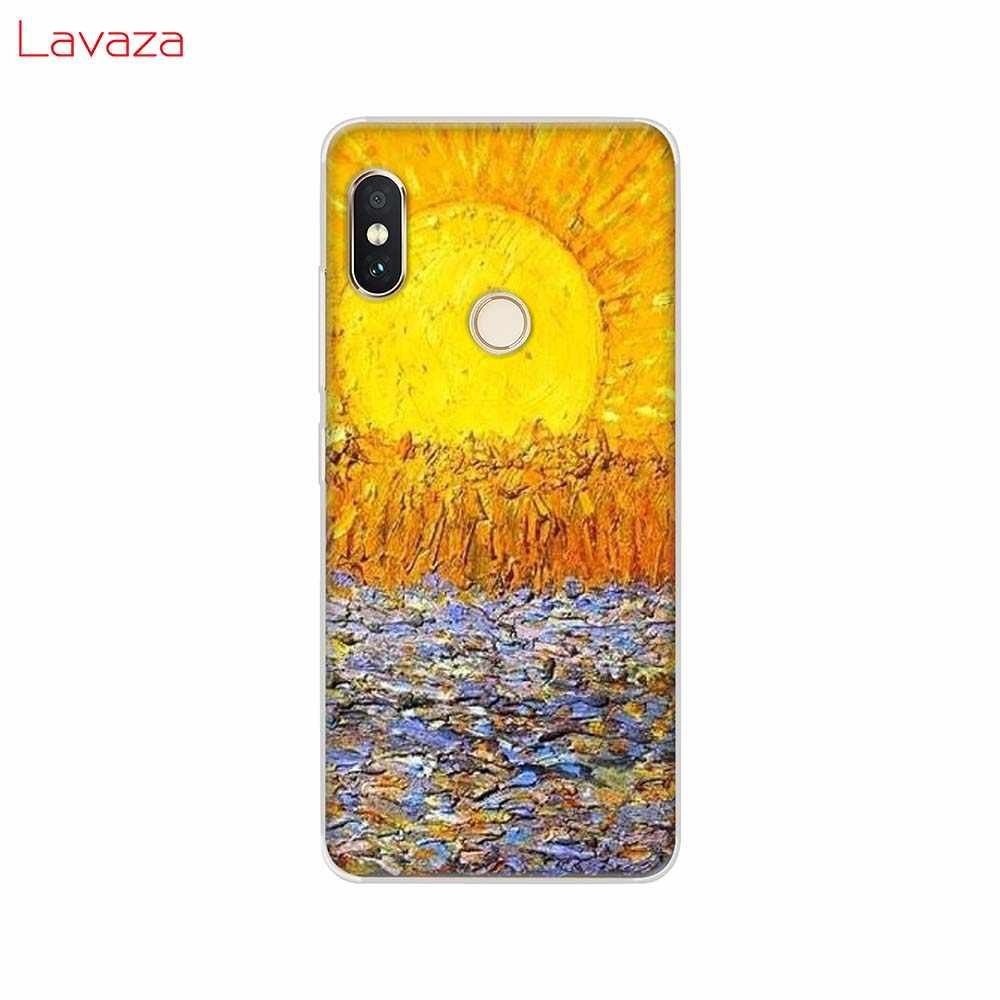 Lavaza Van Gogh Noite Estrelada Hard Case para POCOPHONE F1 para Nota Redmi Xiaomi A2 Mi8 Lite A1 4X5 6 Pro