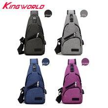 Рюкзак сумка через плечо для путешествий и боковой usb интерфейс