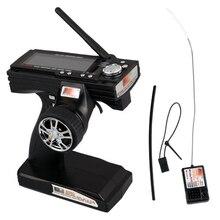 Flysky GT3B FS-3 2,4 ГГц Радио Отправитель Авто Лодка дистанционное управление