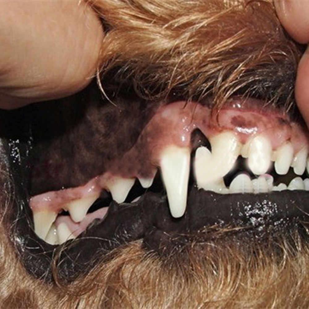 Super Soft Pet แปรงสีฟันตุ๊กตาสุนัขแปรง Bad Breath Tartar ดูแลฟันสุนัขแมวทำความสะอาดอุปกรณ์