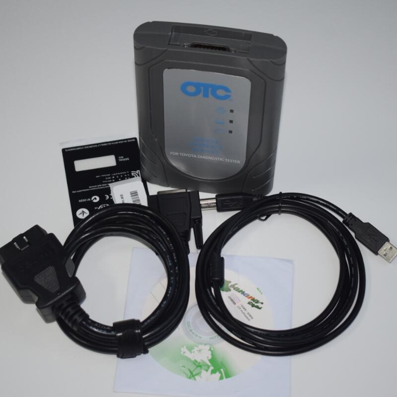 RCOBD for Toyota OTC for Toyota IT3 Global Techstream GTS OTC OBD Scanner Tool better than intelligent tester ii