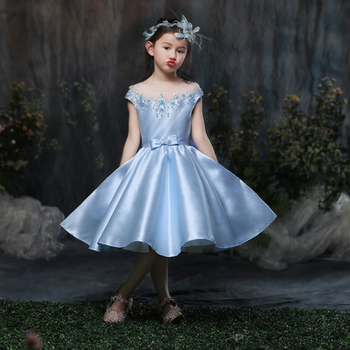 Mommy and Me Mother Daughter Wedding Dresses Ball Gowns Summer Off Shoulder Mom and Daughter Wedding Dress Family Clothes 1