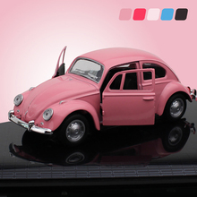 1:32 Toy Car Old Beatle Metal Toy Alloy Car Diecasts & Toy Vehicles Car Model Miniature Scale Model Car Toys For Children 1 150 scale model car toy metal alloy diecast car model miniature scale model for train layout scenery