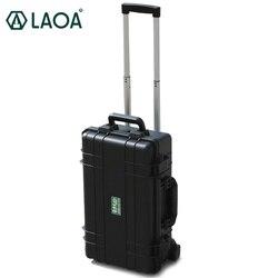 LAOA Cassetta Di Sicurezza a prova di Acqua di IP67 Tool Box Strumento di Caso di Immagazzinaggio Con La Spugna