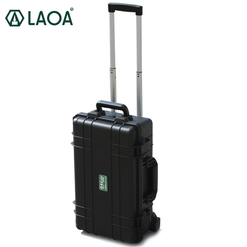 LAOA Safety Box IP67 Water-proof Tool Box Instrument Storage Case With Sponge