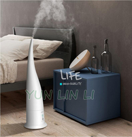 3 6L Electric Air Humidifier Household Aroma Diffuser Air Aromatherapy Machine Mist Maker With Remote Control