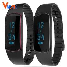 Vwar SH07 Sport Band Bluetooth Smart часы браслет здоровья для iphone Samsung HTC LG Sony Xiaomi Huawei SmartWatch SmartBand