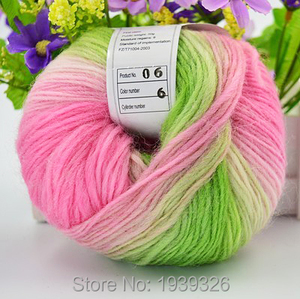 Wholesale 3 piece Mixed Color Merino Wool Yarn For Hand Knitting Crochet Thread , Mohair Wool Knitting Tape Yarn For Shawl Scarf