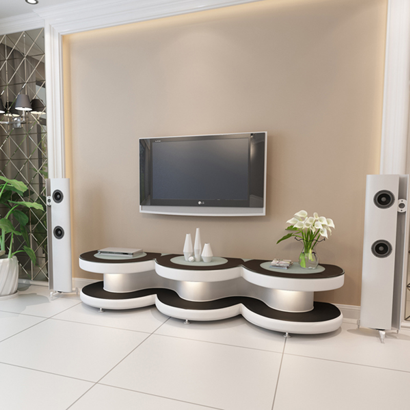Unique Living Room Furniture Sets: European Unique Style Tv Stand-in Living Room Sets From