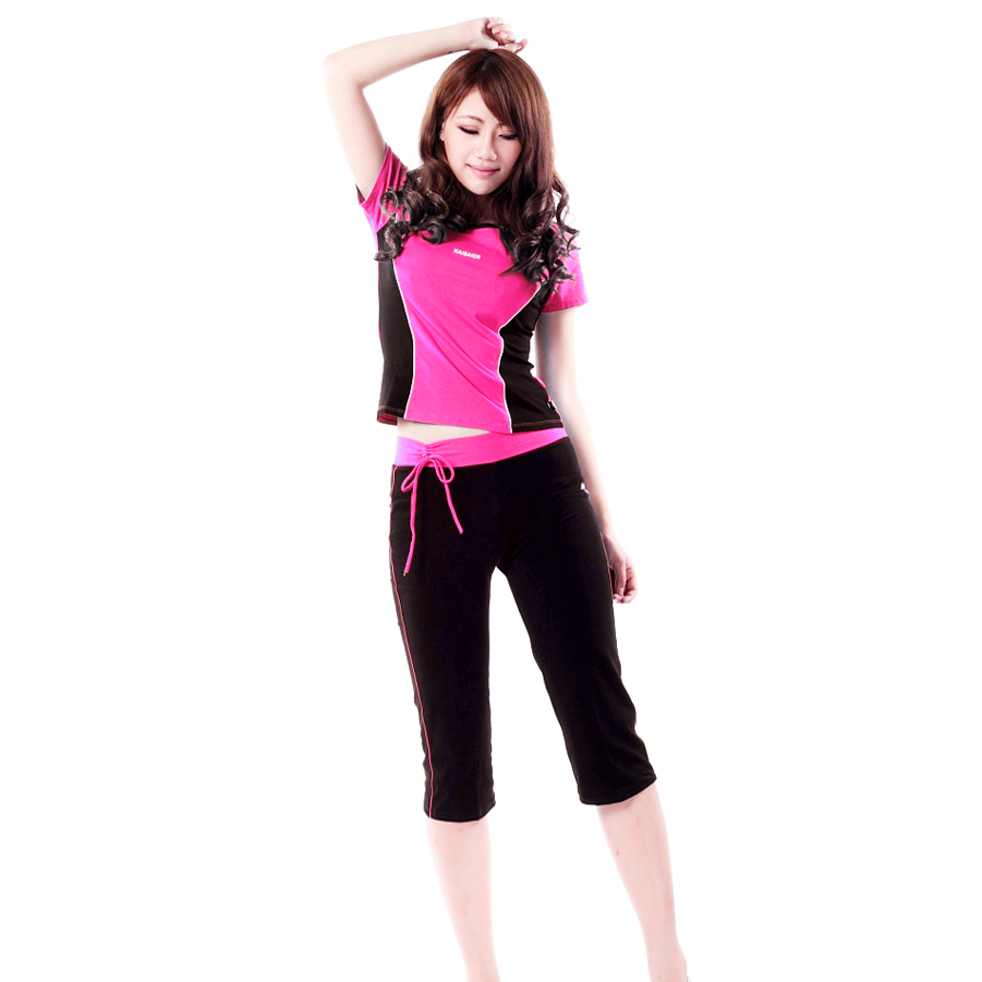 Lycra cotton breathable sweat absorbing fitness sports ...