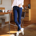 6 EXTRA LARGE Woman's Jeans Plus Thick Velvet High Waist Jeans Women Was Thin Sexy Skinny Jeans Stretch  Feet Jeans Korean Hot