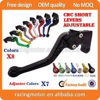 CNC Short Brake Clutch Levers For BMW R1200R RT R1200S R1200ST R1200GS ADVENTURE