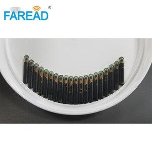 Image 5 - X10pcs 4*22mm ISO11784/5 EM4305 Bioglass RFID passivo tag Microchip per lidentificazione degli animali di vetro a bassa frequenza