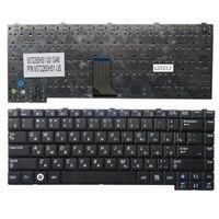 Russian Laptop Replacement Keyboard For RU SAMSUNG NP R60 R70 R510 R560 P510 P560 RU Black