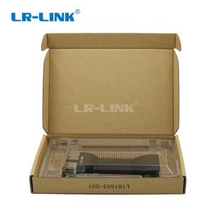 Image 5 - LR LINK 2003PT Dual Port Gigabit Ethernet RJ45 Industrial Application Use PCI Express Network Card Lan Card Intel I350 Nic