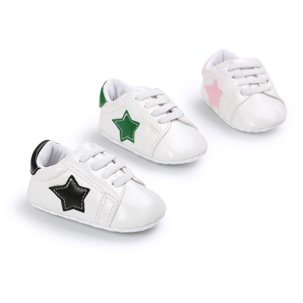Gorąca wyprzedaż! New Arrival Baby Mokasyny Buty Cute Little Star - Buty dziecięce - Zdjęcie 3