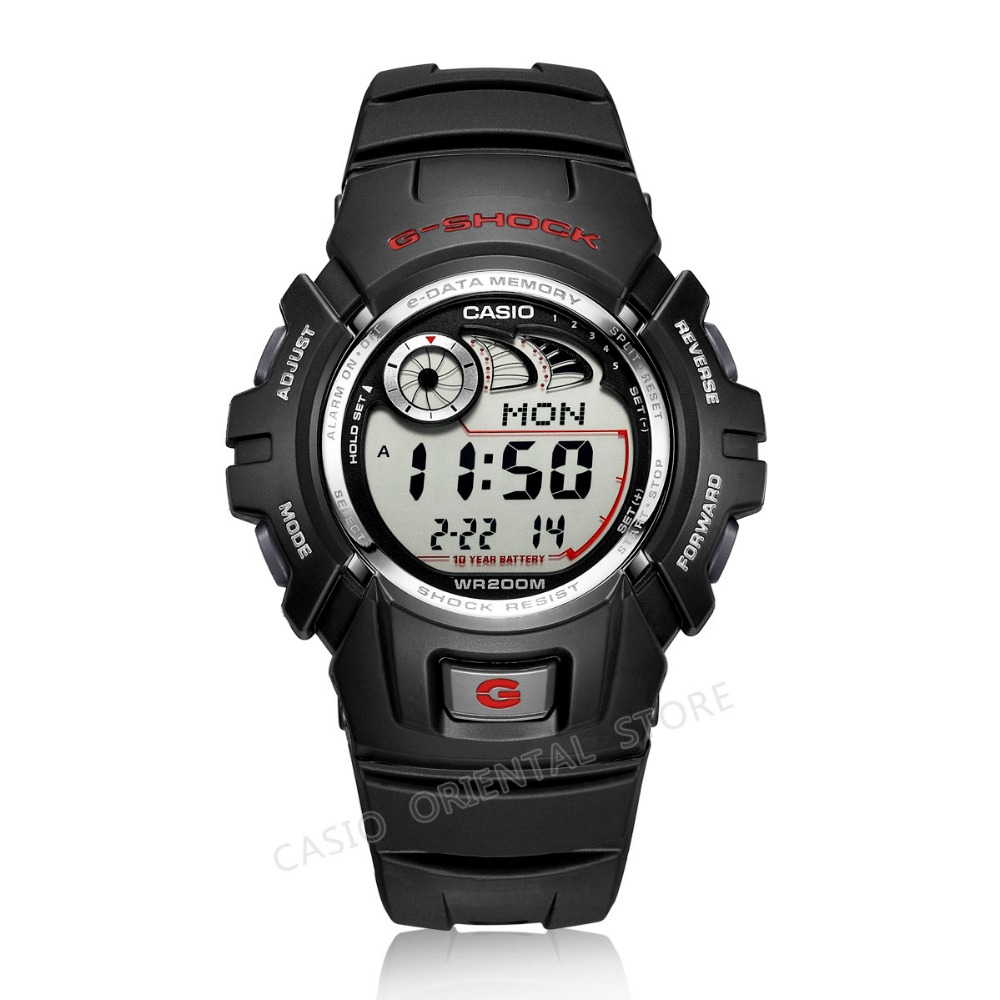 Casio watch quartz watch Men watches Male G-2900F-2V Sport Wristwatches Luminous Alarm deep-sea diving relogio masculino G-2900