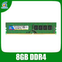 Brand desktop ram DDR4 8GB memory ram dimm ddr 4 2133 For Intel AMD mobo PC4-17000 284pin