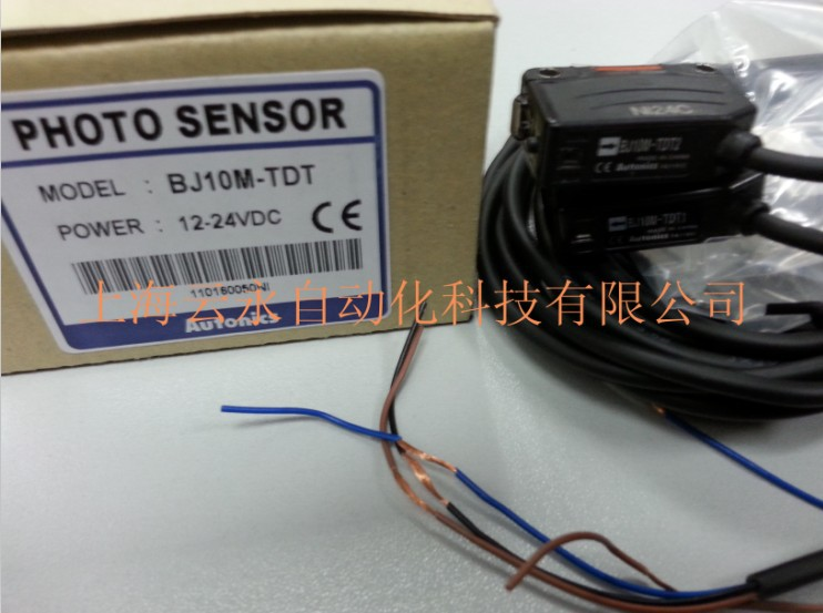 цена на new original BJ10M-TDT Autonics photoelectric sensors