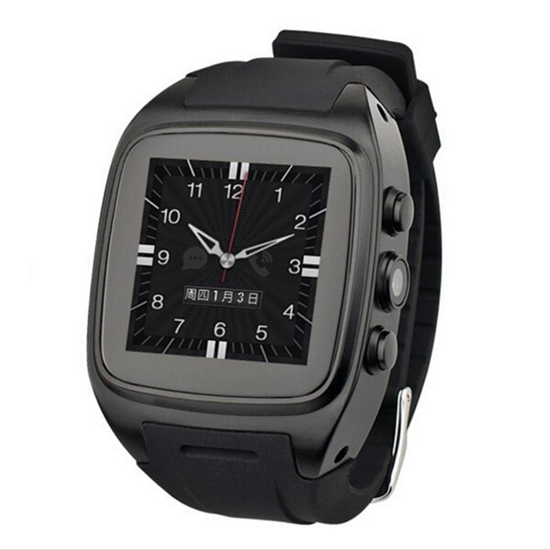 X01 smart watch MTK 6572 Dual core 1 54 screen 512MB Ram 4GB Rom sim card