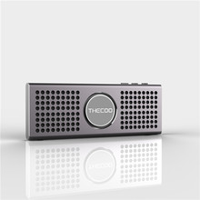 New Original NS708 Bluetooth 4.0 Speaker Wireless Stereo Mini Portable MP3 Player Pocket Audio Support Handsfree TF Card AUX-in