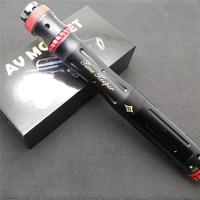 E cigarette Kit Avid Lyfe Double Tube Timekeeper V2 Mech Mod and AV RDA Starter Kits Time Keeper Tube Competition Mechanical Mod