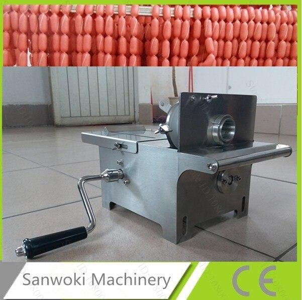 Manual Sausage Tying Machine Sausage Linker Knot Machine Sausage Binding Machine