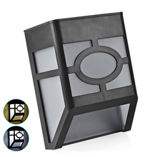 LED Outdoor Lighting LED Solar Lamp Waterproof IP65 LED Solar Light Security Wall Lamp With Light Control For Home Garden