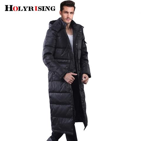 Men Long Parkas hombre invierno Winter Jacket Men plus size Causal Parkas Cotton Padded Coats Men Thick jacket warm 18483-5 Pakistan