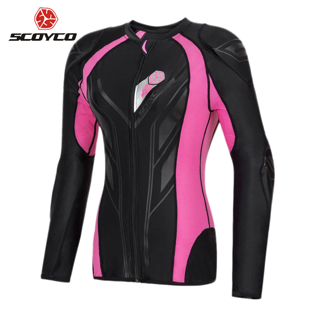 SCOYCO Motorcycle Jacket Protective Gear Women Motocross Protection Moto Jacket Motorcycle Armor Racing Body Armor Moto ArmorSCOYCO Motorcycle Jacket Protective Gear Women Motocross Protection Moto Jacket Motorcycle Armor Racing Body Armor Moto Armor