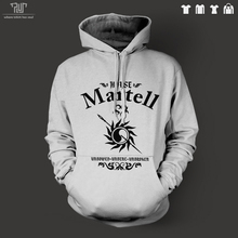 Game of thrones GOT house martell sigil men unisex pullover hoodie hooded sweatershirt 82% cotton fleece inside free shipping