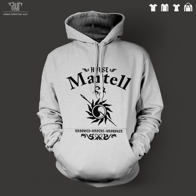 Game of Thrones House Martell Hoodies