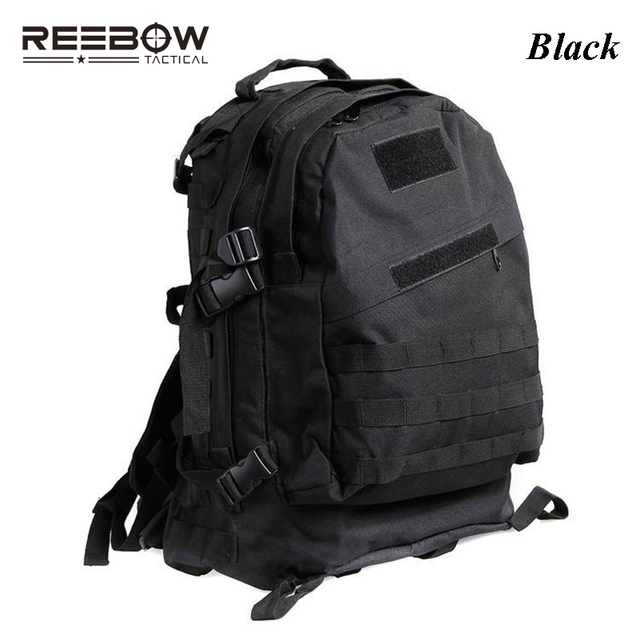 ec9ee1536f47 40L Military Outdoor 3D Assault Backpack Men Oxford Combat Tactical Training  Paintball Airsoft bag Trekking Camping Hiking