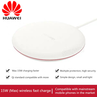 HUAWEI Original CP60 QI Max 15W Quick Wireless Charger Apply For iphone Xs Max/XR/X/Huawei Mate20 Pro/RS Galaxy S9 fast charger
