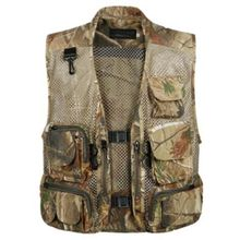 b Summer Outdoors Tactical Camouflage Mesh Vest Men Breathable Multi Pockets Vest Shooting Waistcoat Sleeveless Jacket zuoxiangru hiking tactical vest fishing vest men s m 6xl multi pockets photography jacket camping multi pockets hunting vest