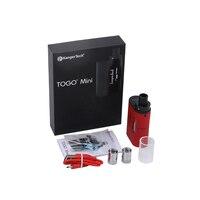 4 2 Kanger TOGO Mini 2.0 Kit 1.9ML Tank 1600mah / 4.0 Kit 3.8ML Atomizer Kangertech with CLOCC Coil Head Electronic Cigarette Vape (4)