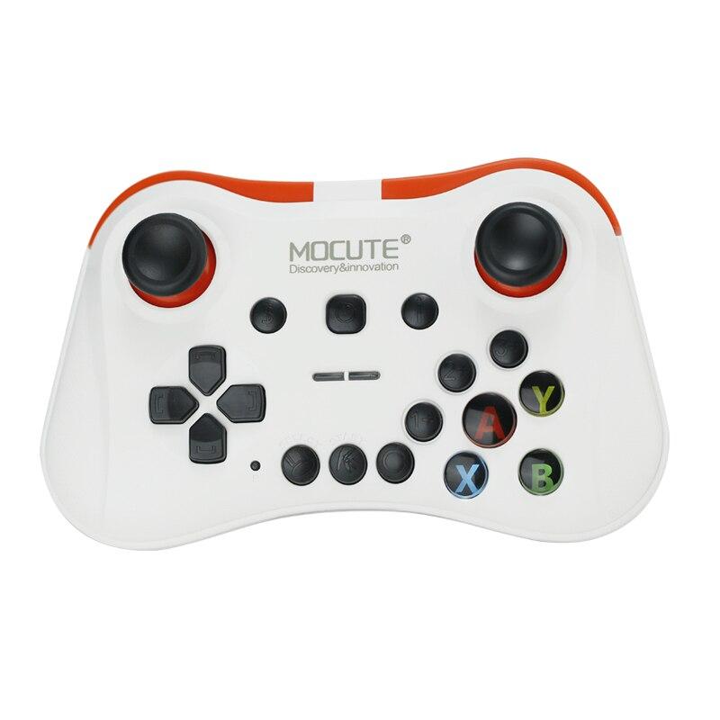 MOCUTE 056 Bluetooth геймпад, Android PC Джойстик Беспроводной игры пульт дистанционного управления Pad для смартфонов для VR коробка