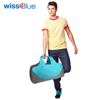 WissBlue Brand New Men Sport Gym Bag Women Fitness Waterproof Outdoor Separate Space For Shoes Pouch