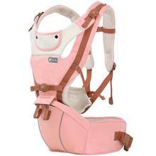 Four Seasons Breathable Multi-functional Baby Carrier Baby Simple Carrier With Hip Seat For Mother & Baby