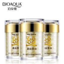 Bioaqua Silk Protein Deep Moisturizing Shrink Pores font b Skin b font font b Care b
