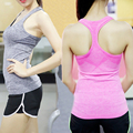 YEEBIN S-XL 5 Colors Women's Yoga Sport Tank Tops Quick Dry Breathable Sleeveless Running Clothes Gym Fitness Sexy Vest