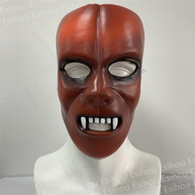 Hot New Esihou Movie US Mask Spadger Terror Halloween Classical Cosplay Costumes Props Accessories