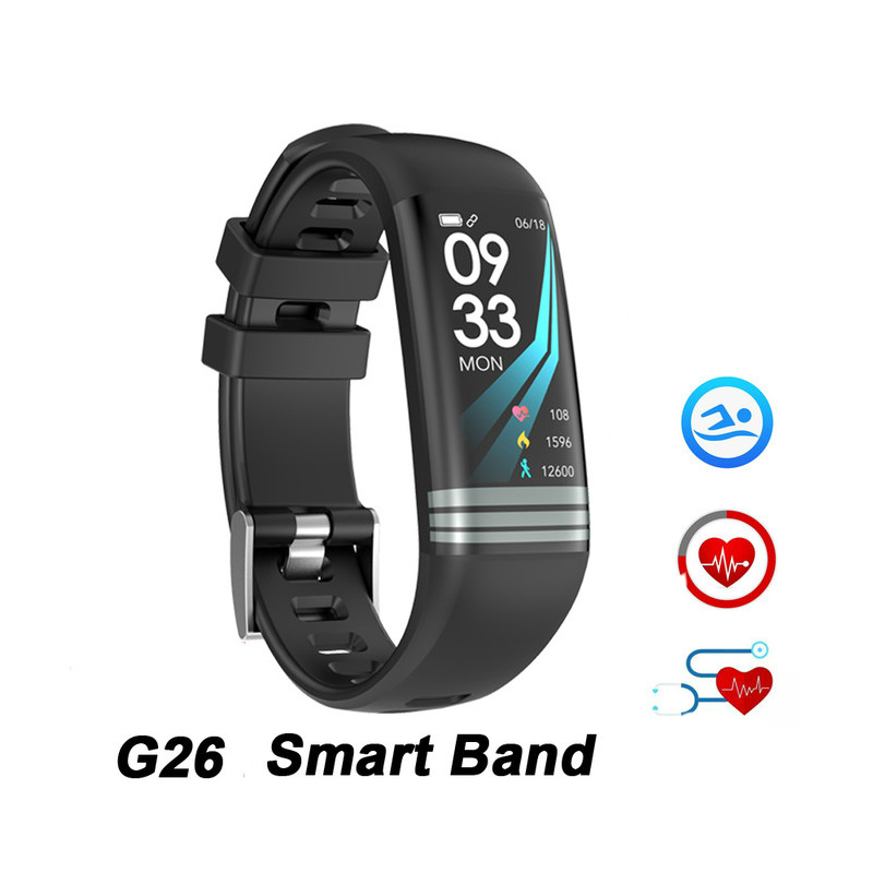 Smart Bracelet Waterproof Heart Rate Blood Pressure Oxygen Fitness Tracker Watch Multi Sport Mode Men Smart Wristband LoverWatch(China)