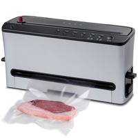 Rong Li Ji Fully Automatic Vacuum Packing Machine Vacuum Food Sealer Seal Tea Plastic Sealing Machine