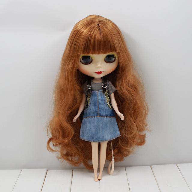 Neo Blythe Doll Braces Skirt T-Shirt Clothing