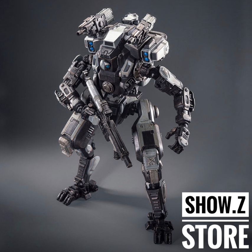 все цены на [Show.Z Store] JoyToy Source Acid Rain HZ1287 Steel Knight Action Figure онлайн